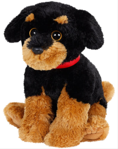 TY Brutus - Hund Rotweiler, 33cm