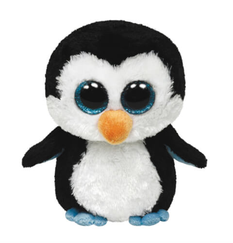 TY Waddles Boo X-Large - Pinguin, 42cm
