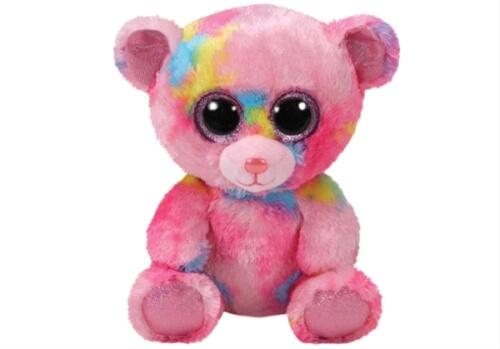 TY Beanie Boo's - Bär Franky, Plüsch, ca. 9x7x15 cm