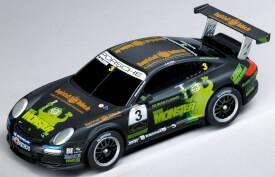 Carrera GO!!! - Porsche GT3 Cup (Monster FM, U. Alzen), 1:43, ab 6 Jahre