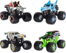 Spin Master Monster Jam Collect Trucks 1:24