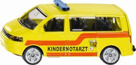 SIKU 1462 SUPER - Kinder-Notarzt-Wagen, ab 3 Jahre