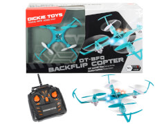 RC DT-Bubble Fun Q Backflip Quadrocopter