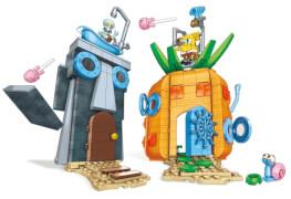 Mattel Mega Bloks SpongeBob Squaerpants Bad