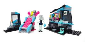 Mattel Mega Bloks Monster High Frankie Electr
