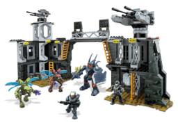 Mattel Mega Bloks Halo UNSC Firebase