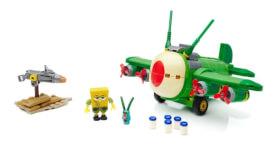 Mattel Mega Bloks Spongebob Squarepants Tarta