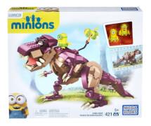 Mattel Mega Bloks Minions Movie Dino-Ritt