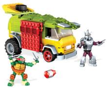Mattel Mega Bloks TMNT Party Van