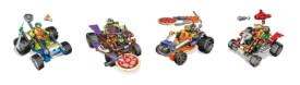 Mattel Mega Bloks TMNT Ninja Racers