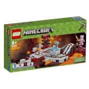 LEGO® Minecraft 21130 Die Nether-Eisenbahn, 387 Teile