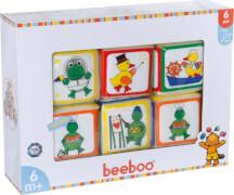 Beeboo Baby Babywürfel, 7 x 7 x 7 cm