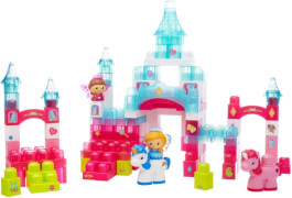 Mattel Mega Bloks First Builders Lil' Princes