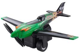 Mattel Rückzieh-Action Flieger Ripslinger