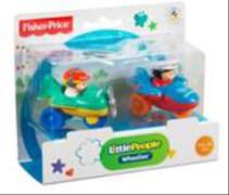 Mattel Wheelies Flugzeuge 2er Air Pack