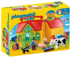 Playmobil 6962 Mein Mitnehm-Bauernhof