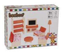 Beeboo Puppenhausmöbel Wohnzimmer