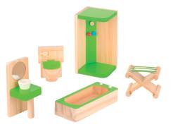 Beeboo Puppenhausmöbel Badezimmer