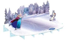 Kuchenständer Disney Frozen, 50 x 27 cm
