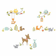 RoomMates Fuchs und Freunde