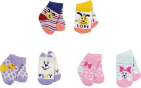 Zapf BABY born Socken 2x, 43 cm
