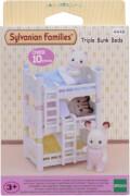 Sylvanian Families Dreistöckiges Babyhochbett