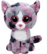 TY Beanie Boo's - Katze Lindi, Plüsch, ca. 15x11x24 cm