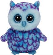 TY OSCAR OWL - BEANIE BOOS
