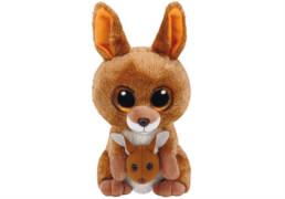 TY Beanie Boo's - Känguru Kipper, Plüsch, ca. 19x14x29 cm