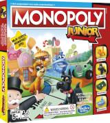 Hasbro A6984568 Monopoly Junior, niederländische Version