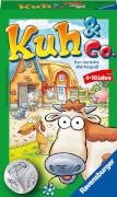 Ravensburger 23160 Kuh & Co. Mitbringspiel