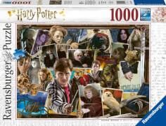 Ravensburger 151707 Puzzle Harry Potter gegen Voldemort 1000 Teile