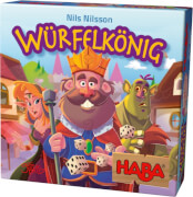 HABA - Würfelkönig, für 2-5 Spieler, ca. 30 min, ab 8 Jahren