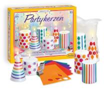 Kreativ-Kit Partykerzen