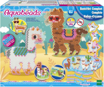 Aquabeads Lovely Lama Set mit über 2.000 Perlen