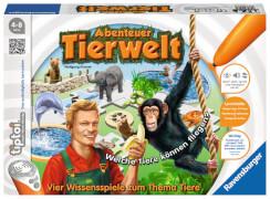 Ravensburger 00513 tiptoi® - Abenteuer Tierwelt