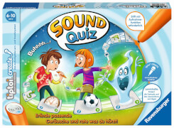 Ravensburger 008414 tiptoi® CREATE Sound-Quiz
