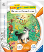 Ravensburger 006762 tiptoi® Buch Merken und Konzentrieren