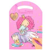 Depesche 10284 Princess Mimi Malbuch Tasche
