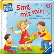 Ravensburger 041183 Sing mit mir! Meine allerersten Kinderlieder