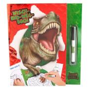 Depesche 5131 Dino World Wisch-und-Weg- Buch