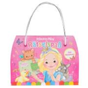 Depesche 8980 My Style Princess Rätselspaß mit Steckbuntstift