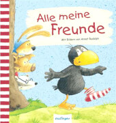 Kleiner Rabe Socke Freundealbum -  Alle meine Freunde, Eintragealbum, 96 Seiten, ab 6 Jahren