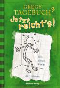 Gregs Tagebuch Band 3 - Jetzt reichts! Ab 10 - 12 Jahren, 218 Seiten