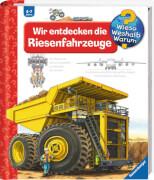 Ravensburger 32897 Wieso? Weshalb? Warum? 6: Wir entdecken die Riesenfahrzeuge
