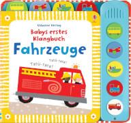 Babys erstes Klangbuch - Fahrzeuge