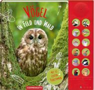 Coppenrath Vögel in Feld und Wald - Mit 12 echten Tierstimmen