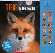 Tiere in der Nacht - Mit 12 echten Tierstimmen