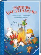 Ravensburger 015245 Spannende Vorlesegeschichten - Von Indianern, Gespenstern und besten F
