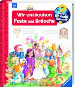 Ravensburger 015276 Wir entdecken Feste und Bräuche